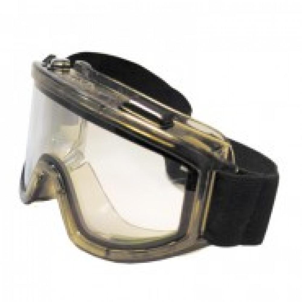 Очки защитные закрытые Ампаро Премиум прозрачные (арт произв 222451)