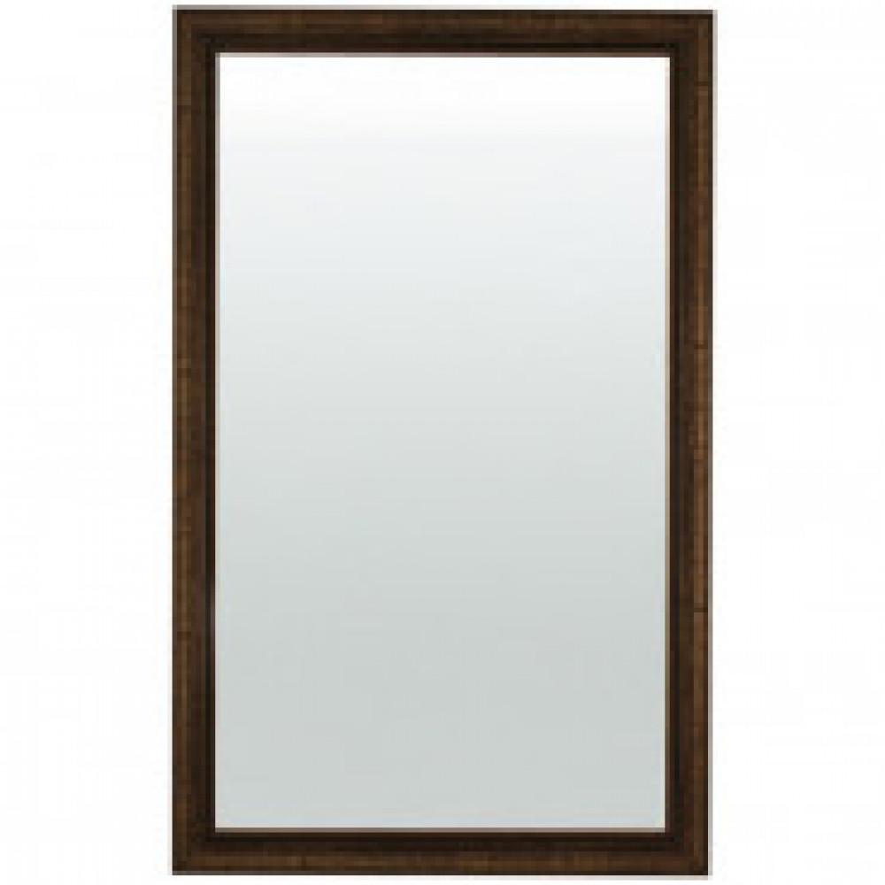 Зеркало настенное дуб (533x853 мм)
