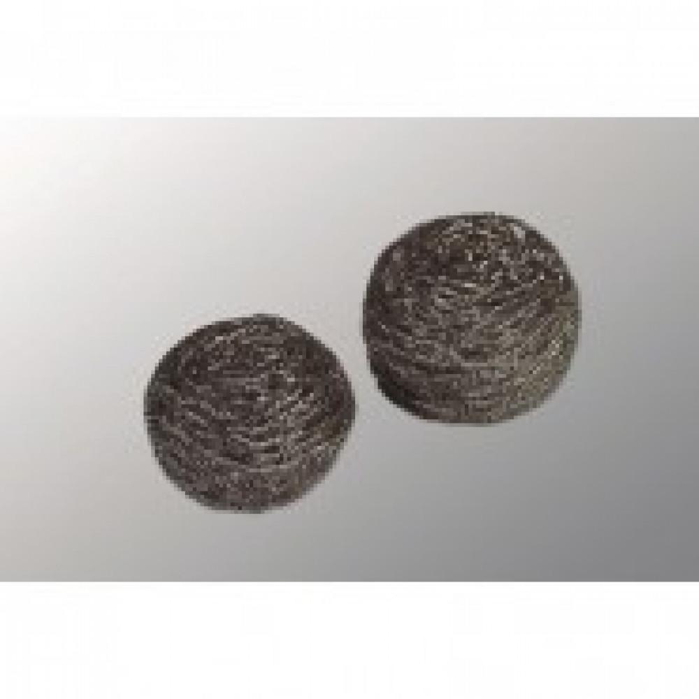 Губка для мытья посуды Inox очищающая спираль 40г, 100200