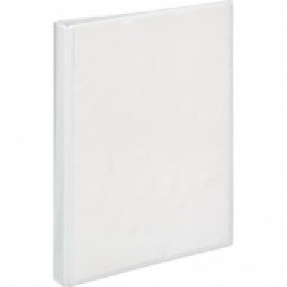 Папка на 2-х кольцах Attache 35 мм белая до 250 листов