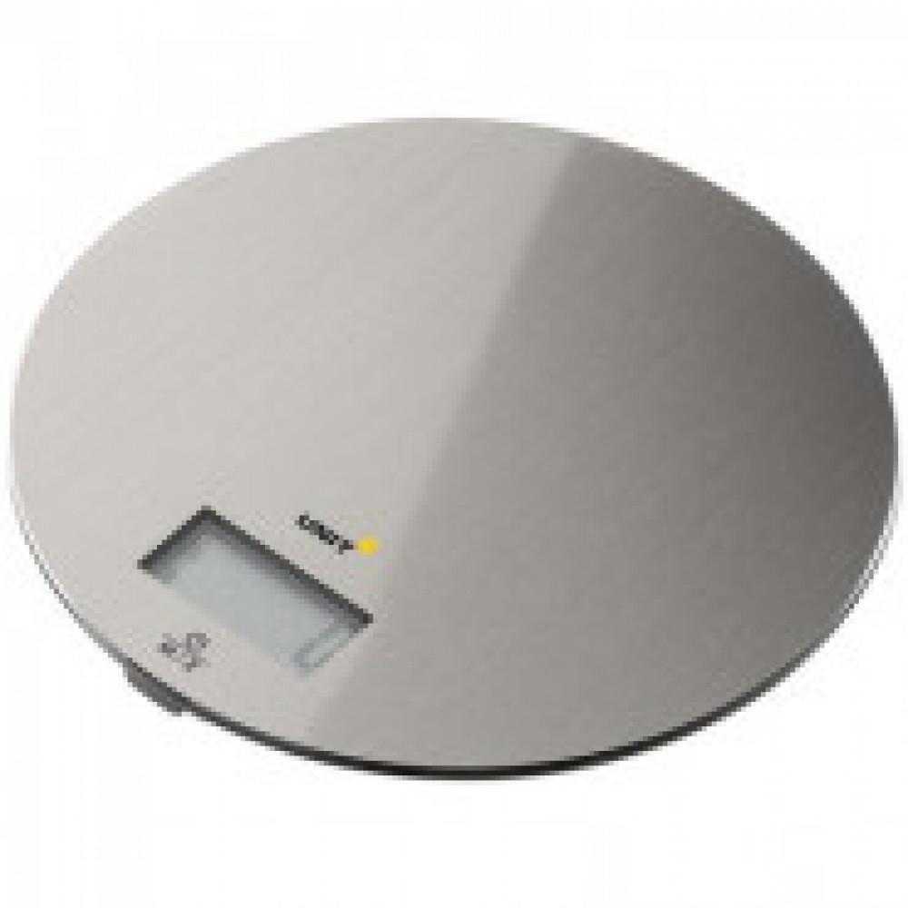 Весы кухонные UNIT UBS-2150, стекло, сталь, 5кг. 1гр.