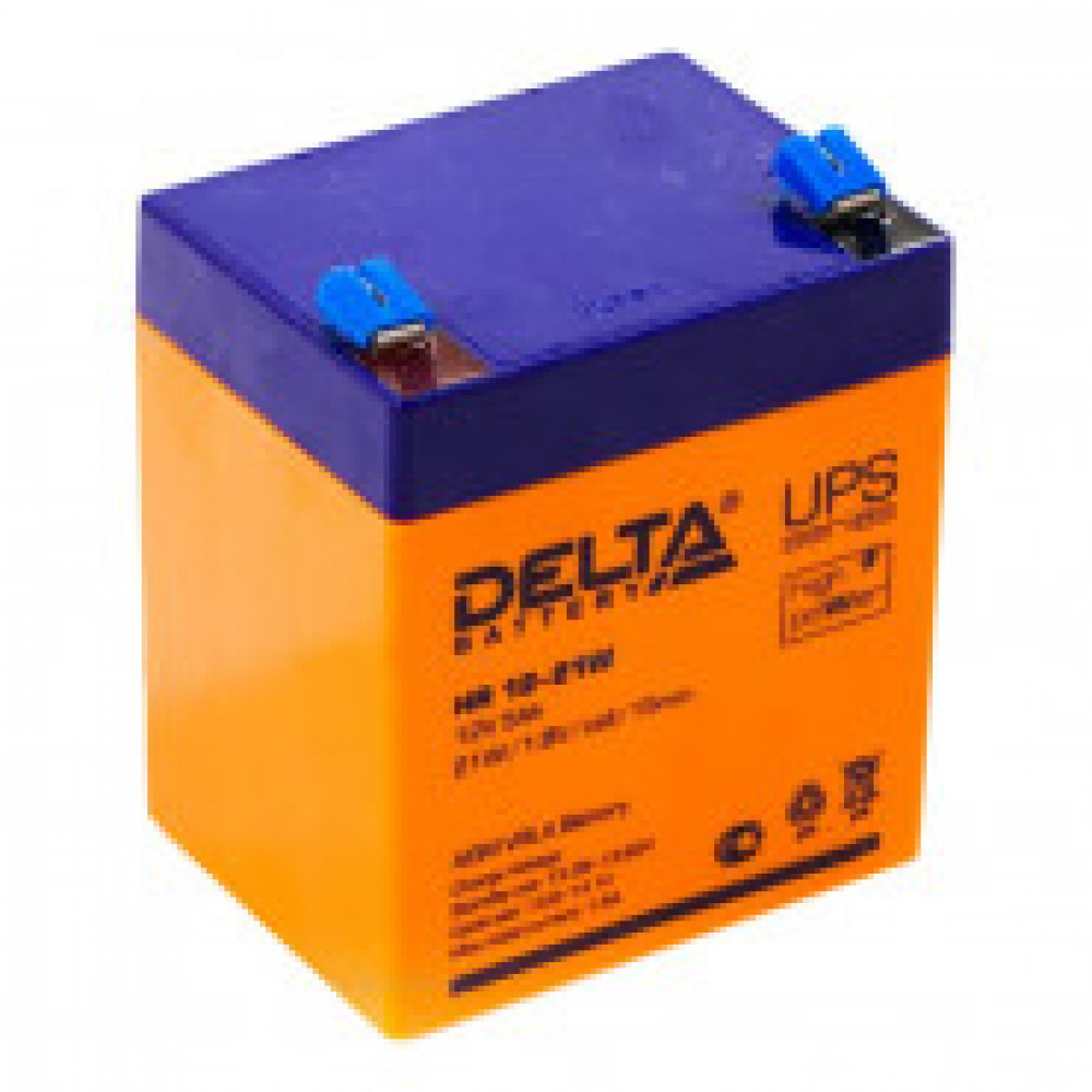 Аккумуляторная батарея Delta HR 12-21W (12V/5Ah)_D_K
