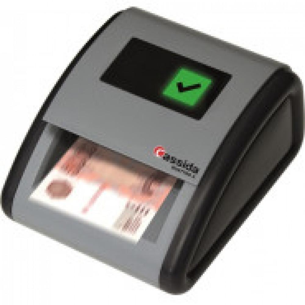 Детектор банкнот Cassida Quattro Z, >0.6 банк/сек, автоматический