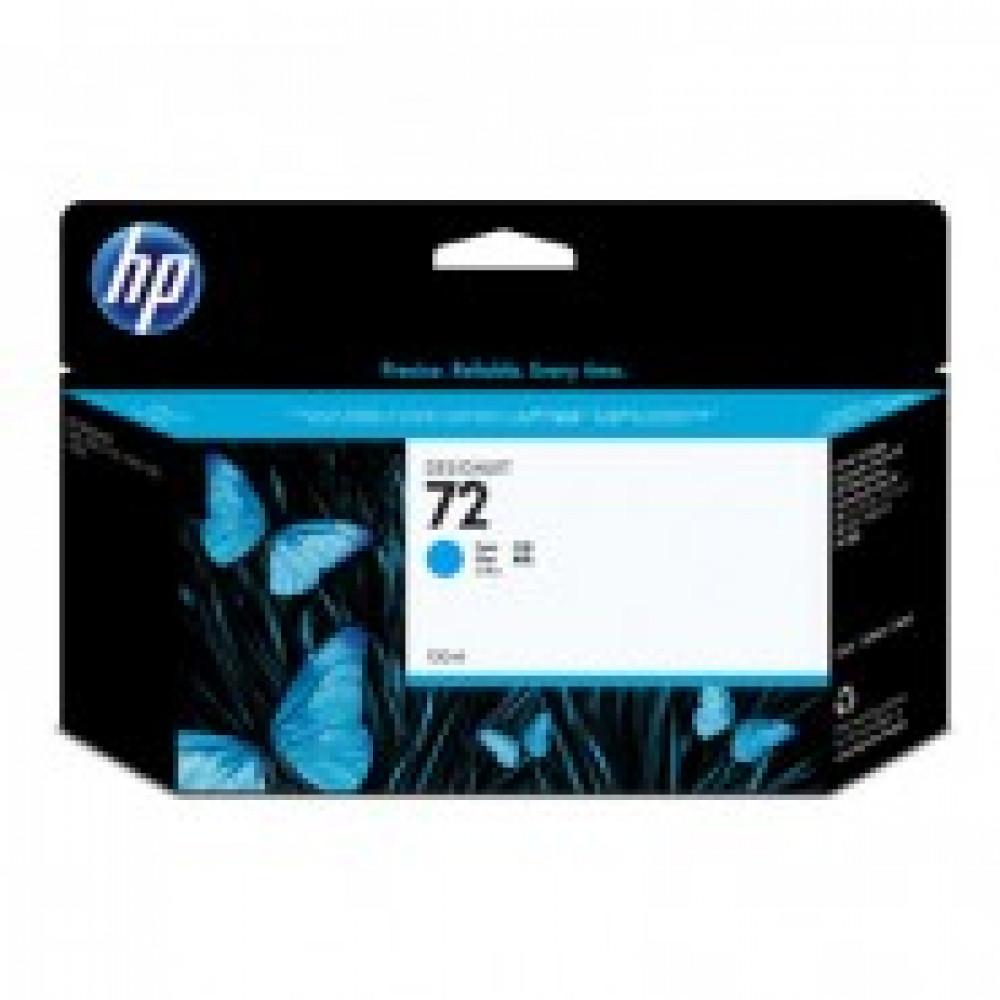Картридж струйный HP 72 C9371A голубой оригинальный