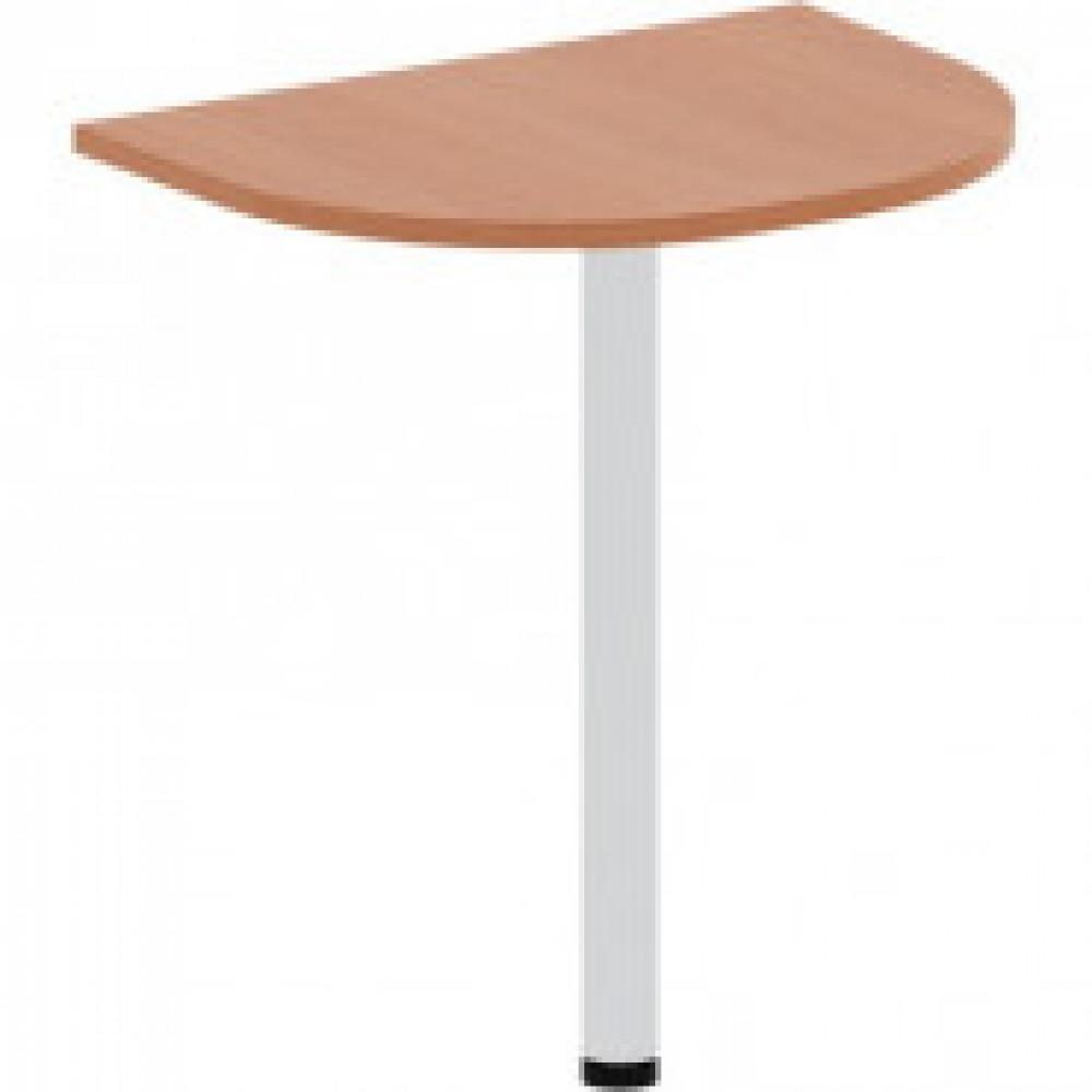 Мебель IN Р-Оптима Приставка с опорой ольхаL1L1 Ш670