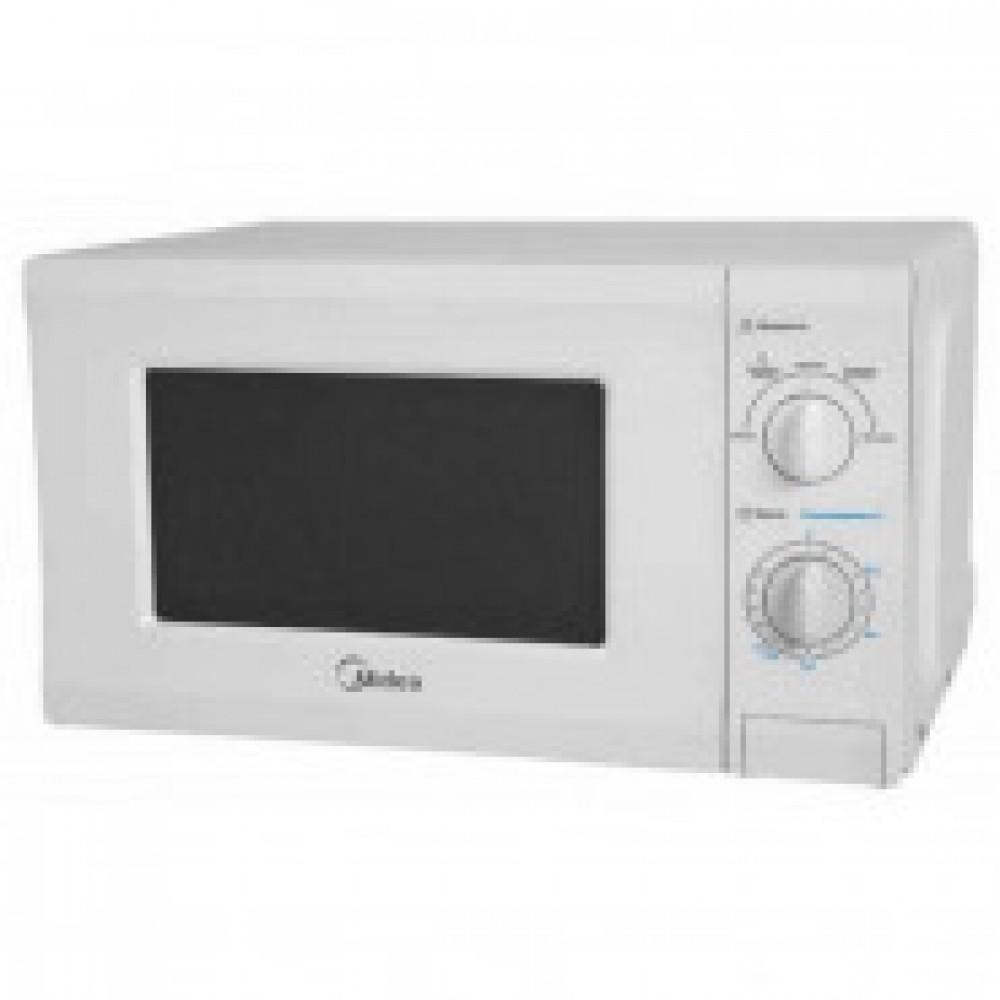 Микроволновая печь Midea MG820CFB-W 20 л 800Вт мех гриль белый