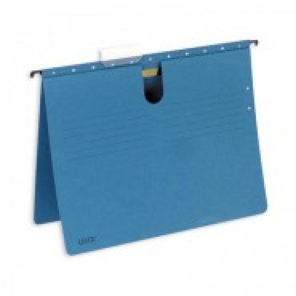 Подвесная регистратура скорос-тель LEITZ-19840135 ALFA, синий Германия