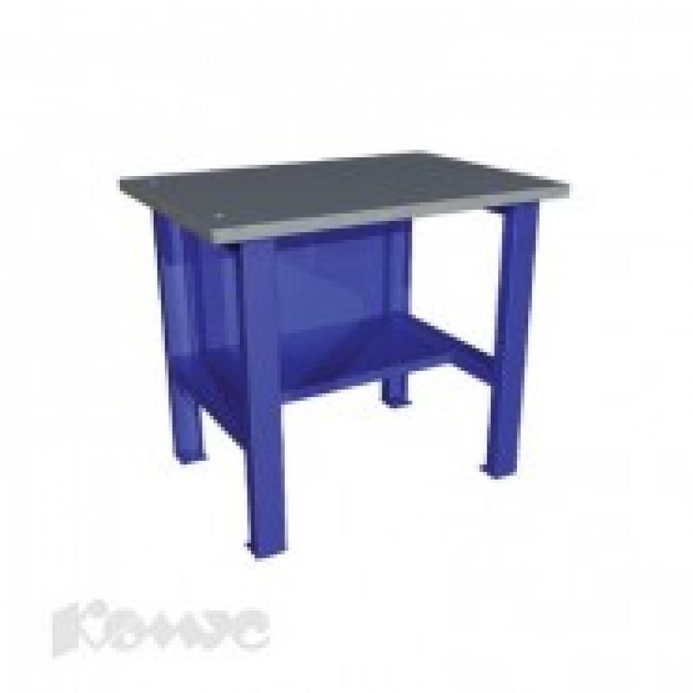 Метал.Мебель P_ВП-1 верстак бестумбовый 1000х685х860