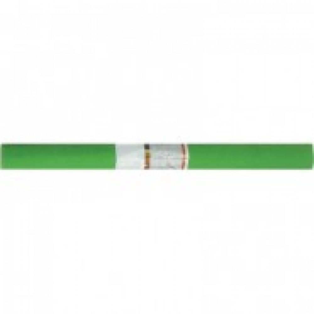 Бумага гофрированная Werola зеленая 50x250 см