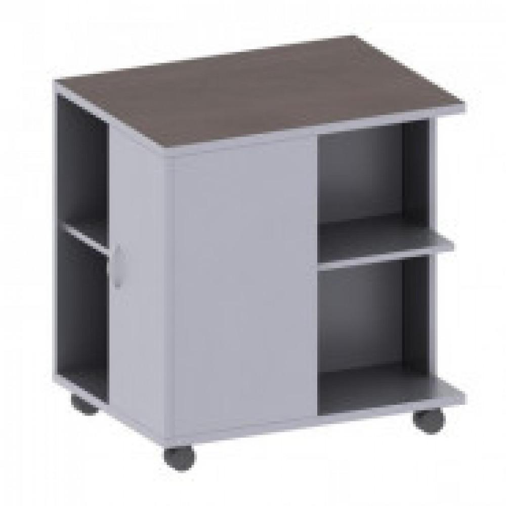 Мебель Easy St Тумба под копир 909681 (904239) шале/сер. (217)