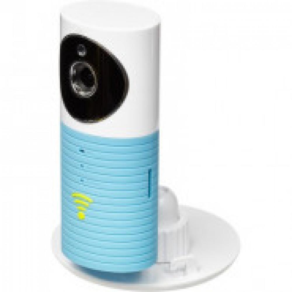 IP-камера Clever DOG (Верный Пес)Смарт, Wi-Fi(DOG-1W-BLUE),голубая