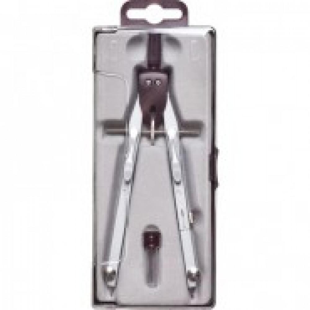 Крон-циркуль Attache 170 мм  с запасным грифелем S08002, пласт.пенал