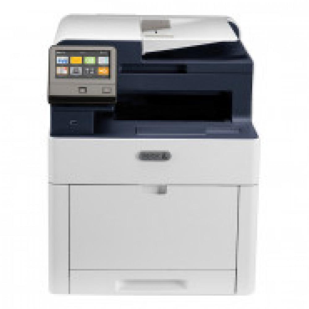 Лазерное цветное МФУ Xerox WorkCentre 6515N (6515V_N)