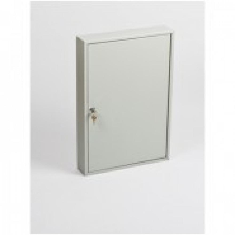 Метал.Мебель Office-Force Шкаф для 50 ключ.20085,сер,380х80х550