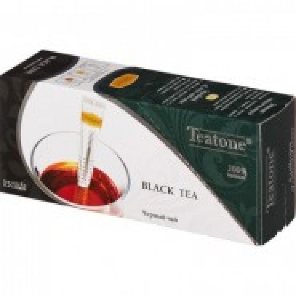 Чай Teatone черный в металл.стике 15шт/уп. 742