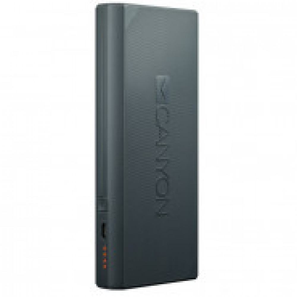 Внешний аккумулятор 13000 mAh, Li-Ion, 2xUSB, SmartIC, Canyon,CNE-CPBF130DG
