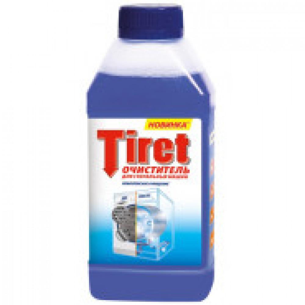 Средство для удаления накипи д/стиральных машин Tiret 250мл.