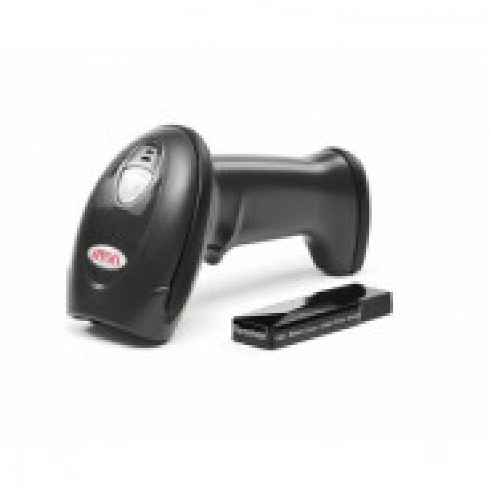 Cканер штрих-кода АТОЛ SB2103 Plus беспроводной, USB (чёрный)