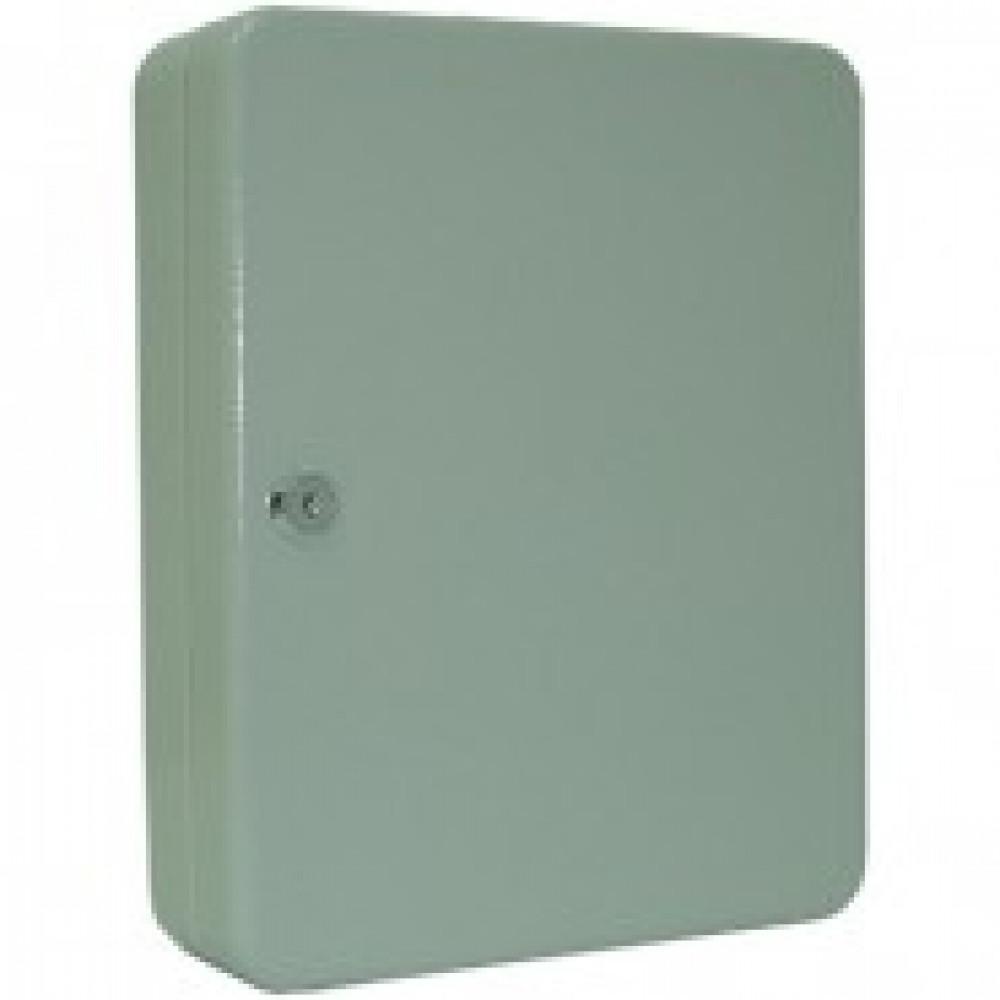 Метал.Мебель Office-Force Шкаф для 108 ключ.20051,сер,240х80х300