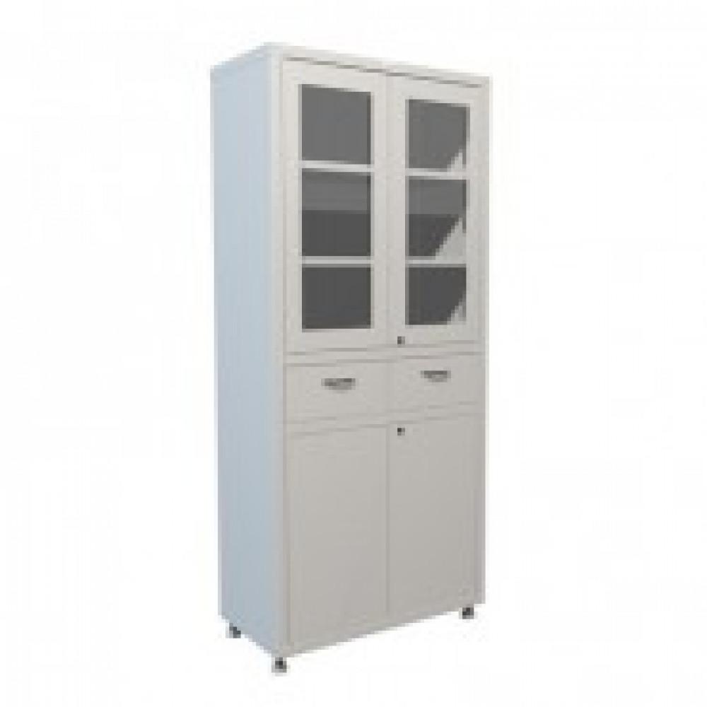 Метал.Мебель HILFE МД 2 1780 R-1 Шкаф медицинский, 800х400х1850