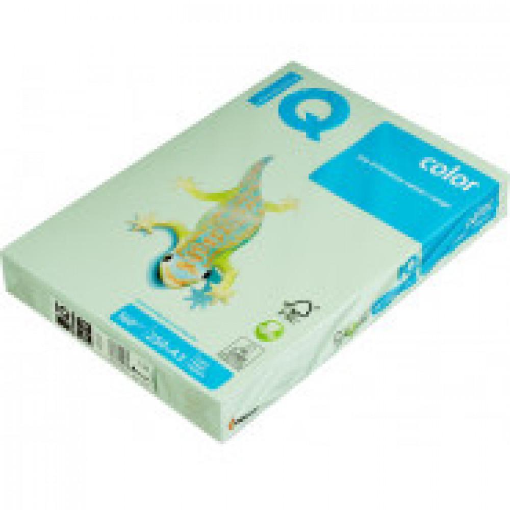 Бумага цветная IQ COLOR (А3,160г,МG28-зеленый) пачка 250л.