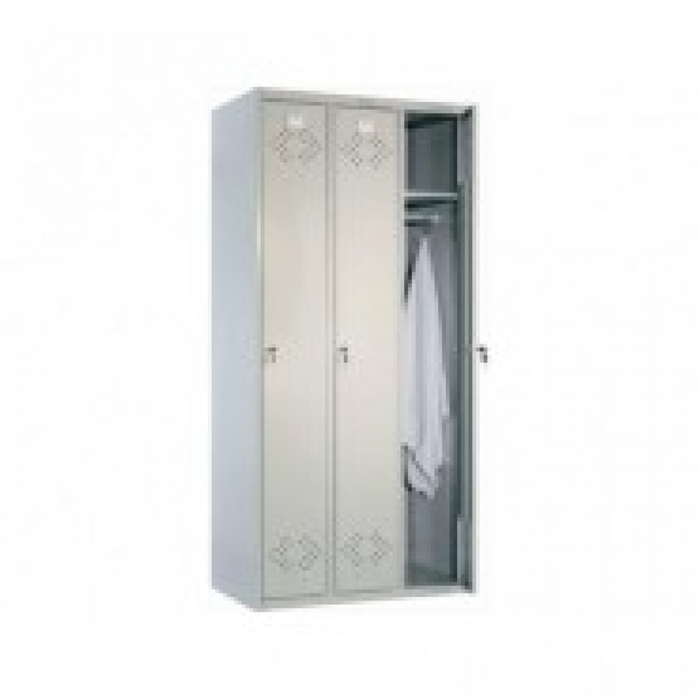 Метал.Мебель ПРАКТИК LS-31 шкаф д/одежды 3 дв. 850х500х1830