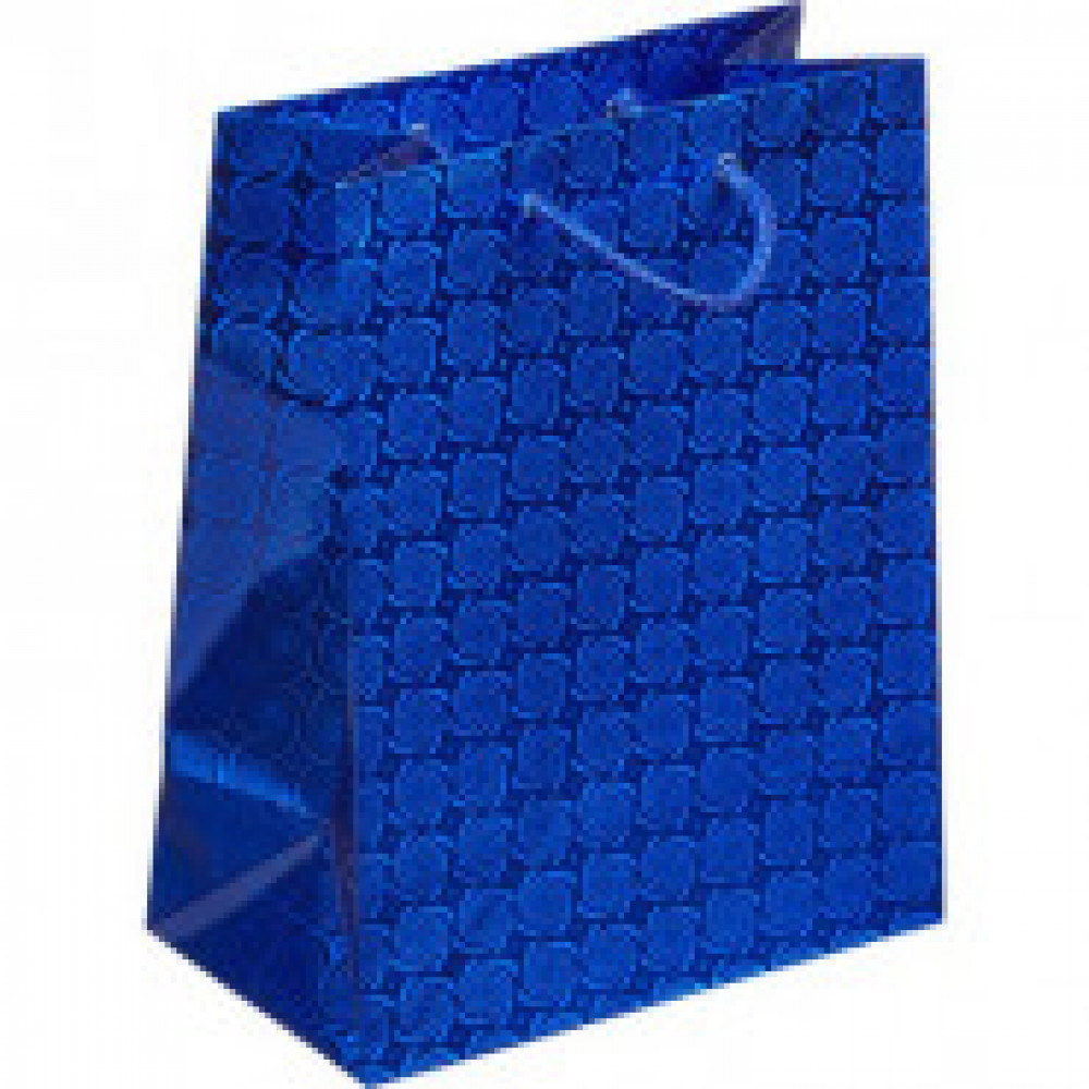 Пакет Подарочный 18х23х10 см голография 42064