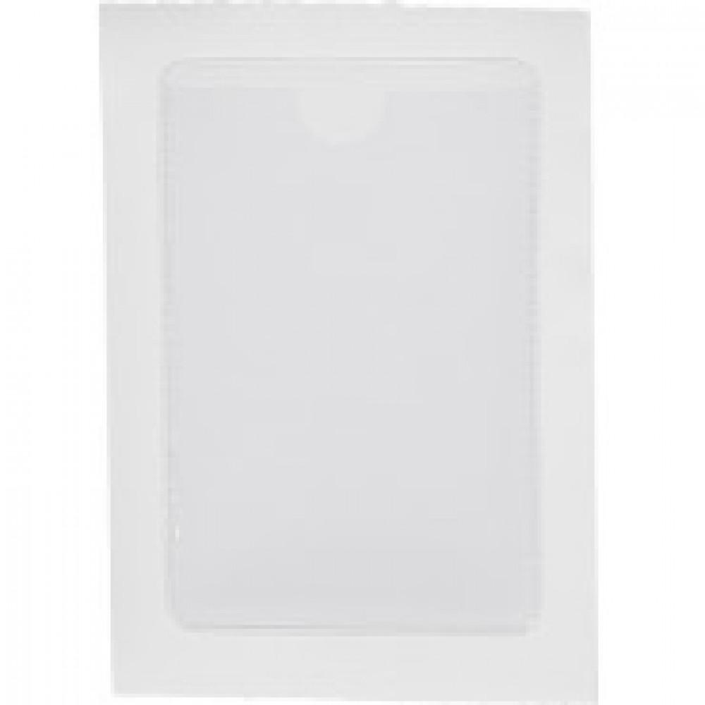 Папка карман самокл. Аttache для визитн.карточ., 65*98 мм, 10 шт.