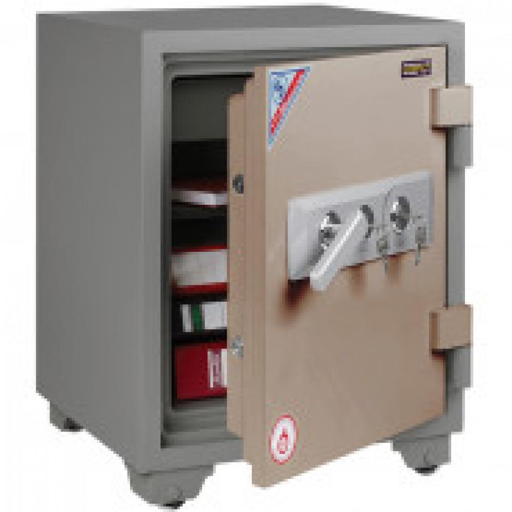 Сейф (к1) COBALT BS-K750K огнестойкий, 2 ключа