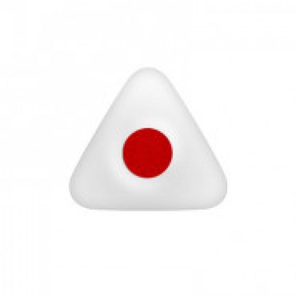 Ластик Attache треугольный, с пластик. держателем