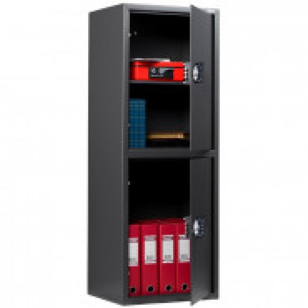 Сейф AIKO SM-120/2 EL мебельный, электр.замок