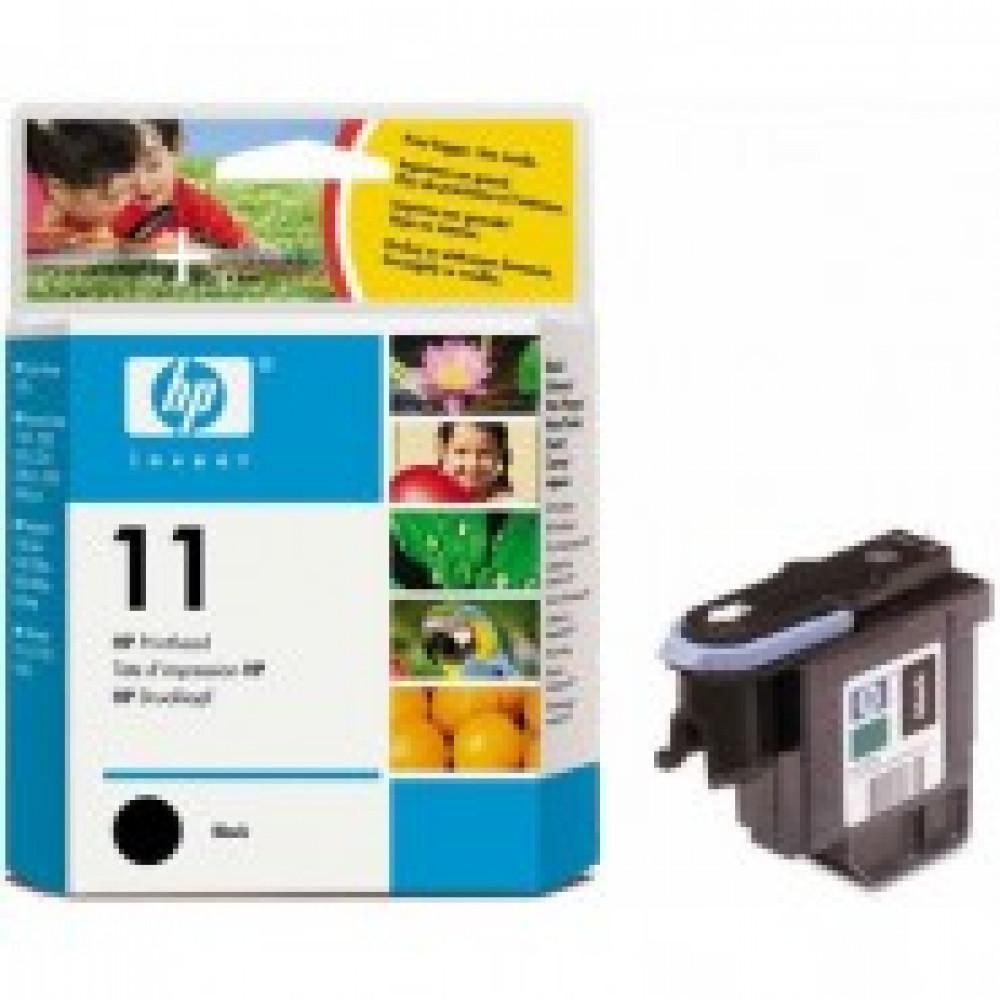 Головка печатающая HP 11 C4810A чер. для OJ 9120/9130