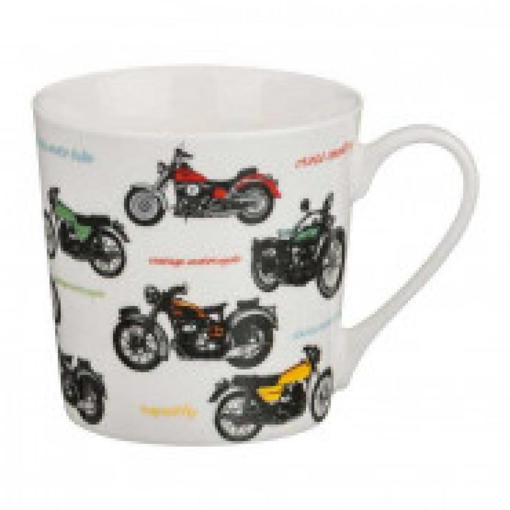 Кружка Мотоцикл 350 мл арт153-765