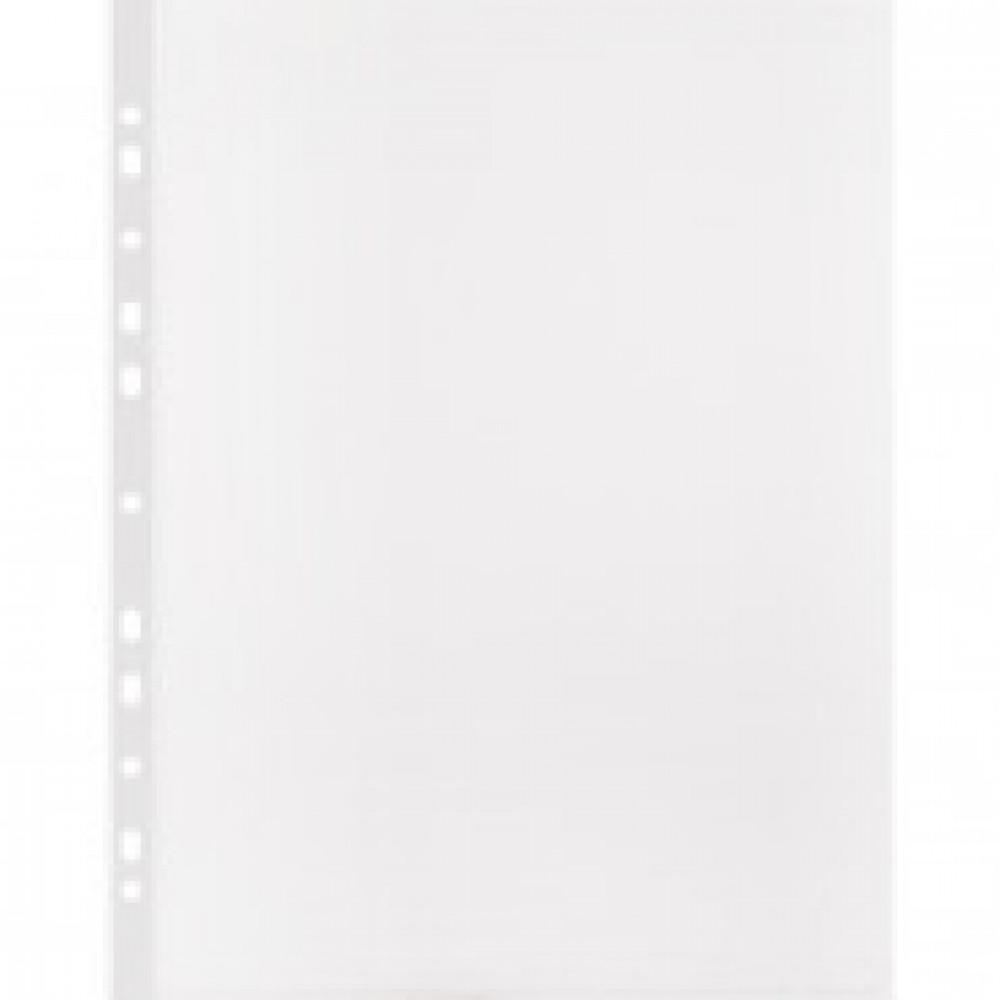 Папка -файл перфорированная А4 100шт., гладкаяЭлементари 0,035 мм