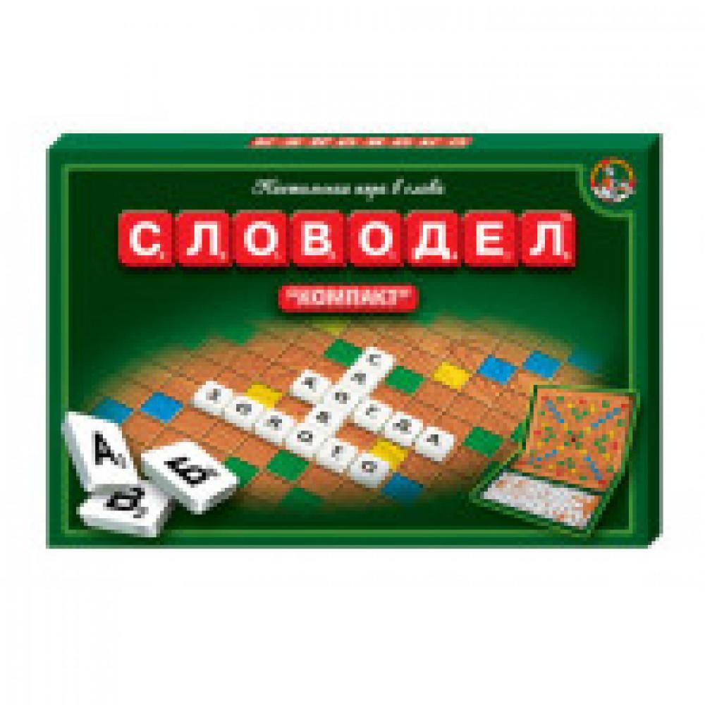 Игра Словодел,компакт,01357