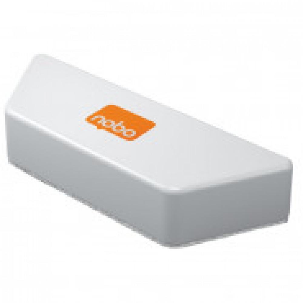 Губка-стиратель для маркерных досок Nobo Nano Clean (89х221х34 мм)