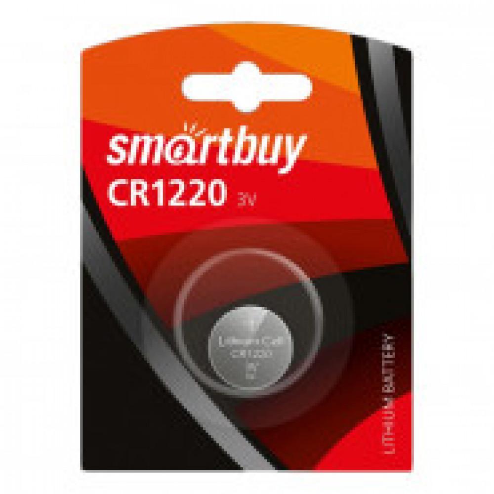 Батарейка Smartbuy таблетка CR1220