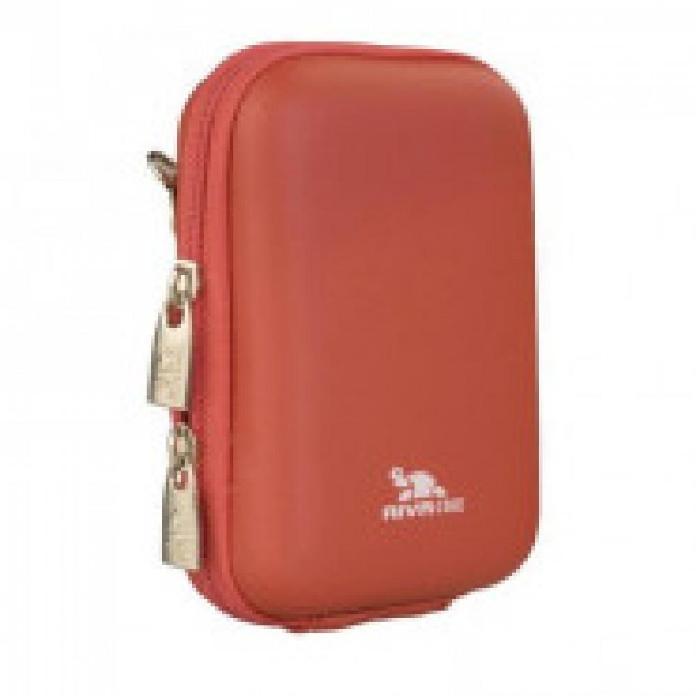 Чехол для фотокамеры Riva 7103 (PU) Digital Case red