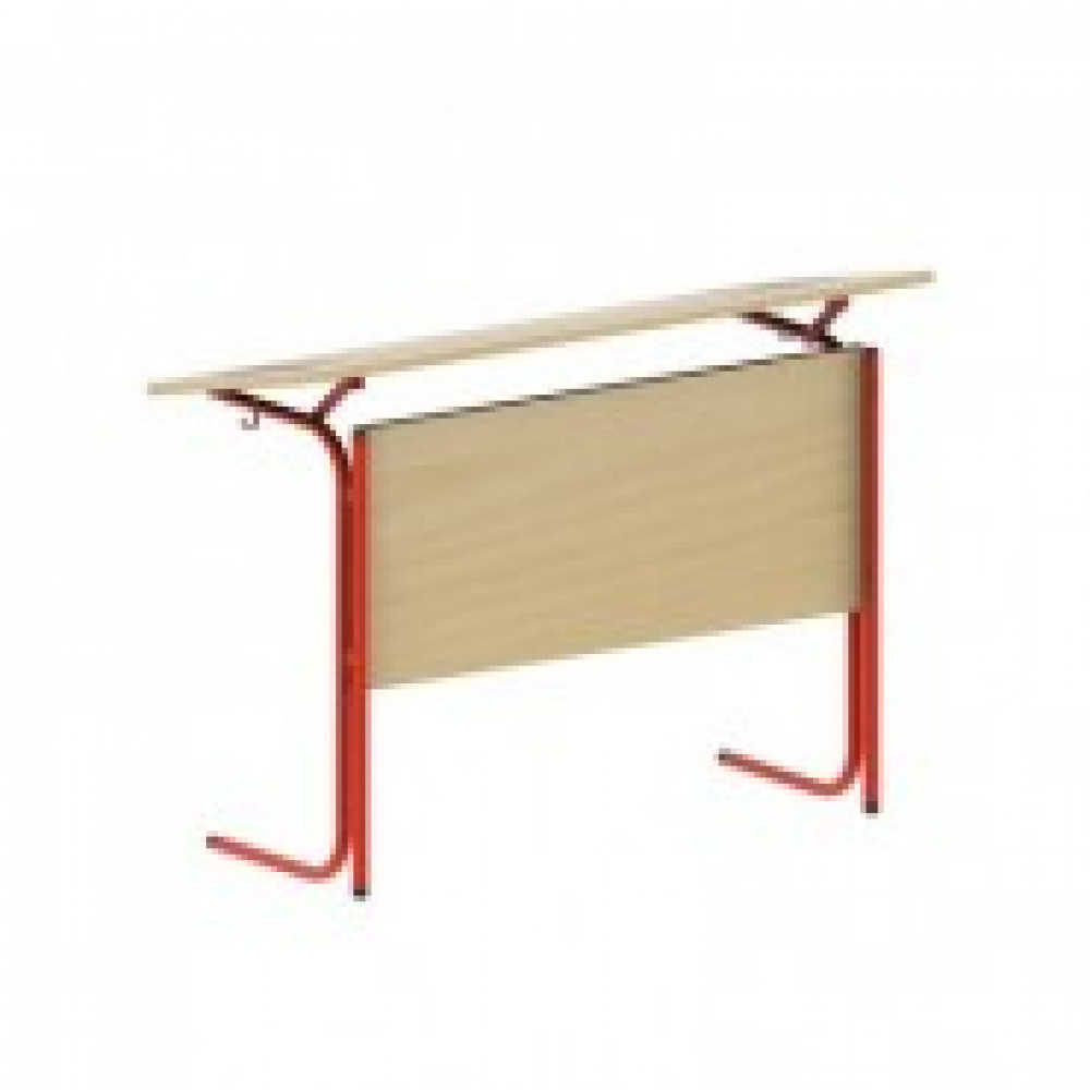 Мебель для школы Easy school+Кр.тр.Стол 2м.гр.6 накл ст, закр.углы кл/крас