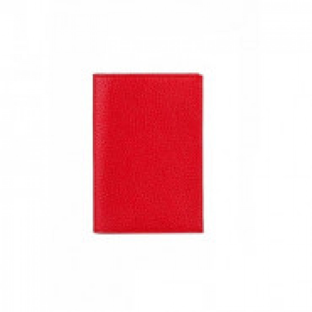 Бумажник водителя Fabula из натуральной кожи красного цвета (BV.1.BK)