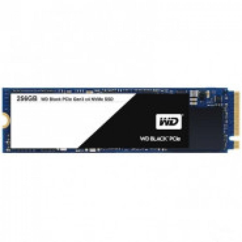 Жесткий диск SSD WDC M.2 2280 256GB BLACK (WDS256G1X0C)
