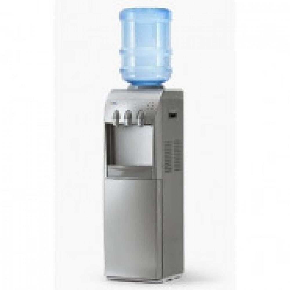 Кулер для воды AEL LC-AEL-31b silver компр. напол., холод. 20л, 3 клавиши