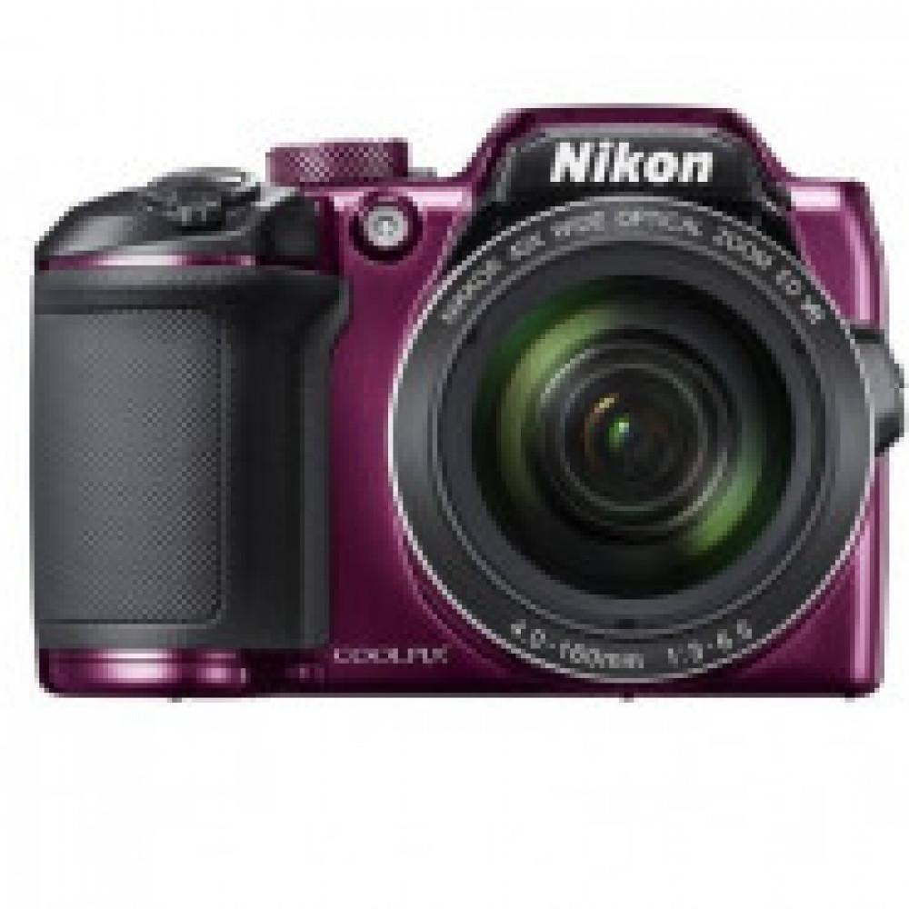 Фотоаппарат Nikon COOLPIX B500 Plum