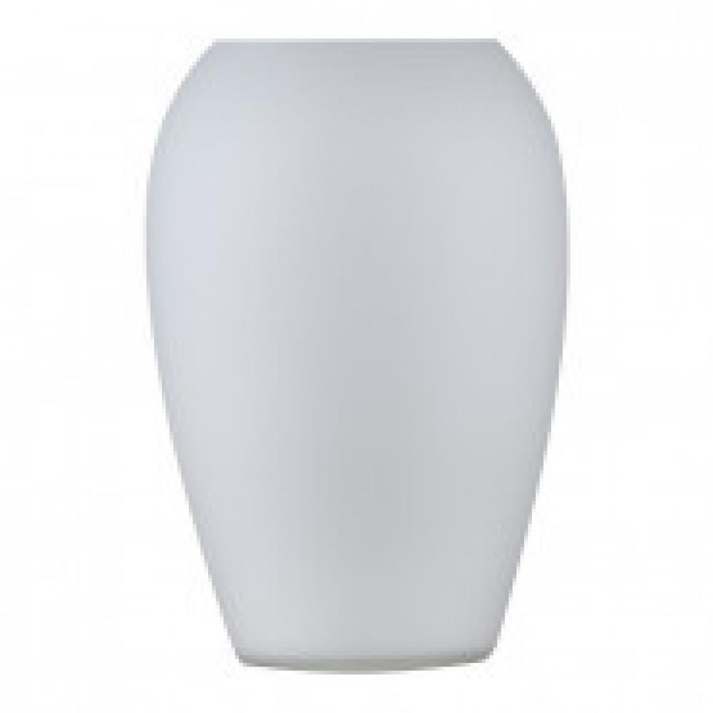Ваза (бутон) белая матовая h200 9381/200/БМ