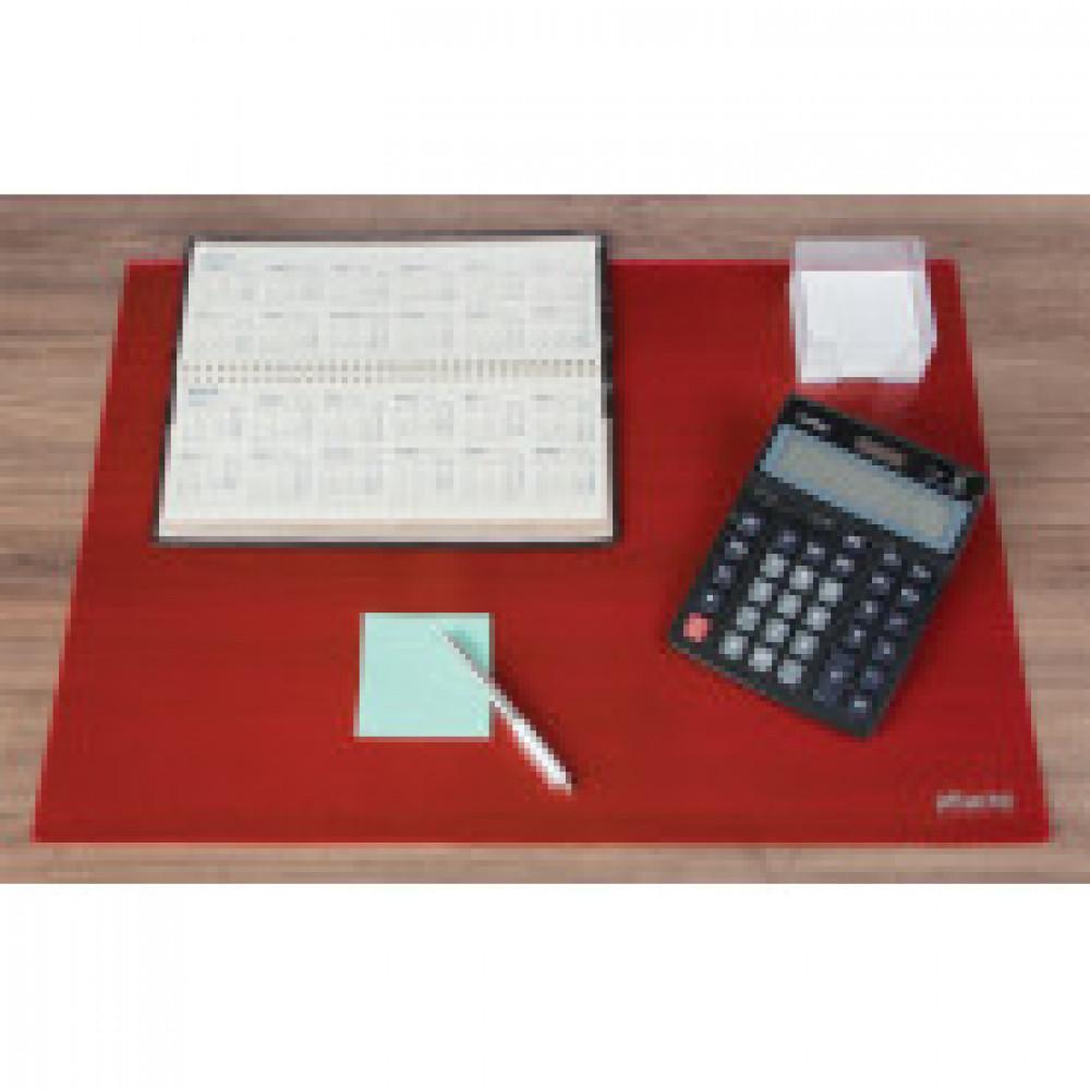 Коврик на стол Attache Selection 47,5x66см, прозрачный розовый, 2808-521