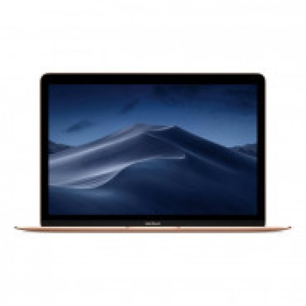 Ноутбук Apple MacBook 12 Core i5 1.3/8G/512G SSD Gold (MRQP2RU/A)