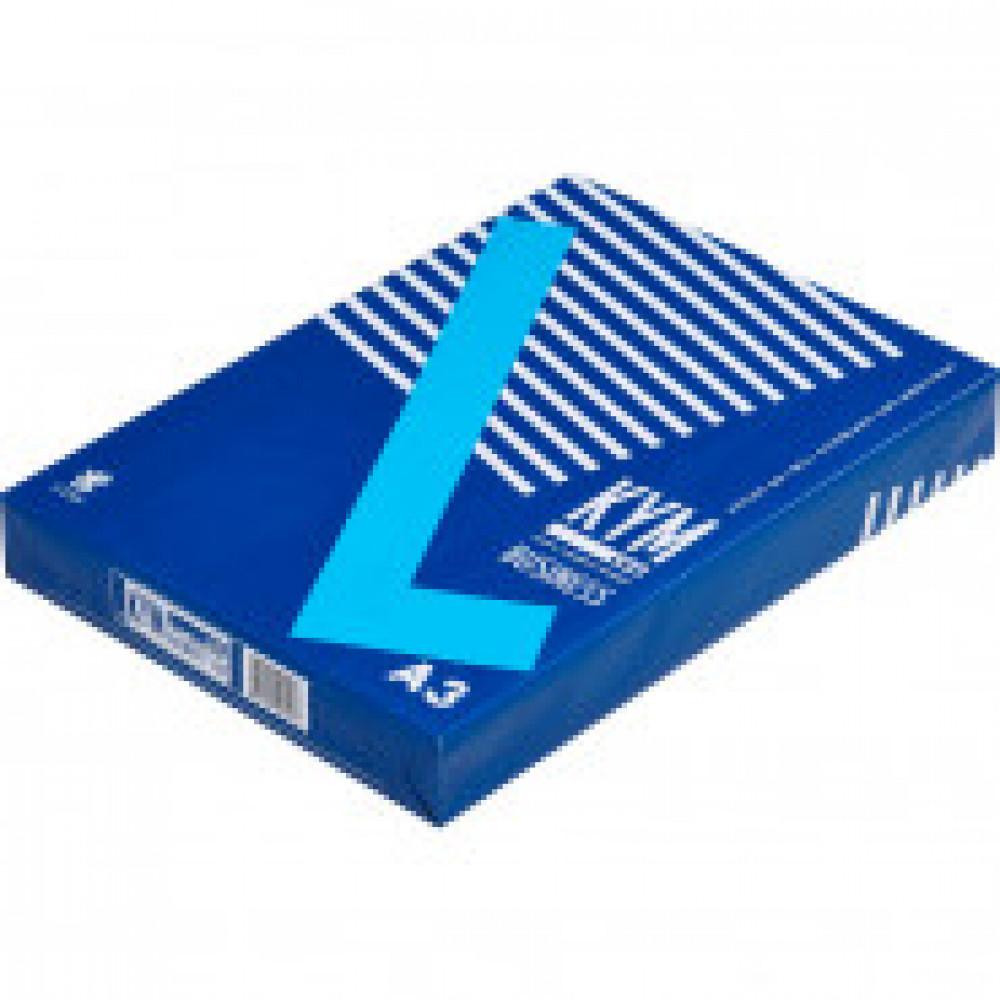 Бумага для офисной техники Kym Lux Business (А3, марка B, 80 г/кв.м, 500 листов)