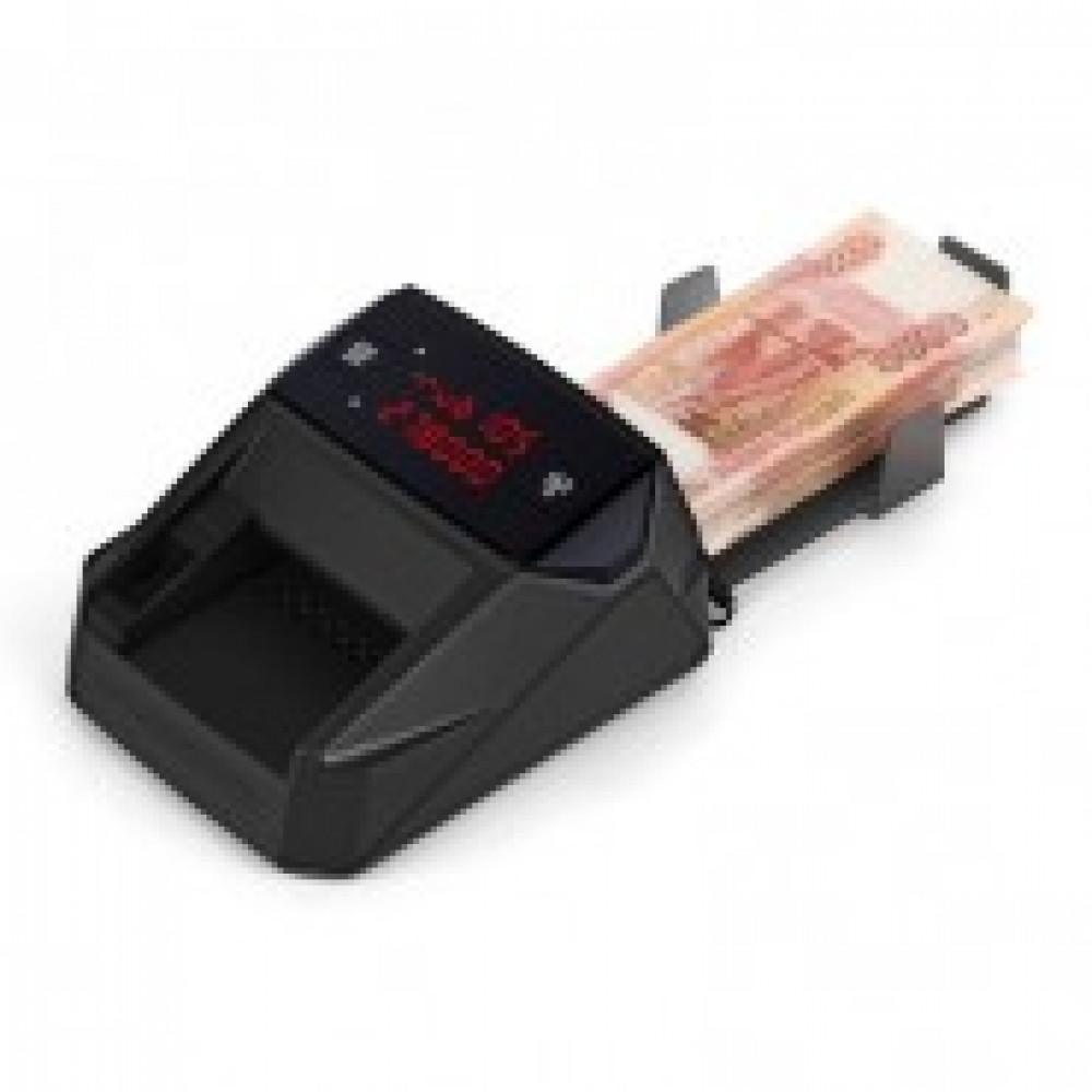 Детектор банкнот (валют) MONIRON DEC ERGO, автоматический, рубли