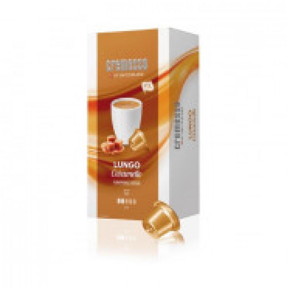 Капсулы для кофемашин Cremesso Caramello 16 порций