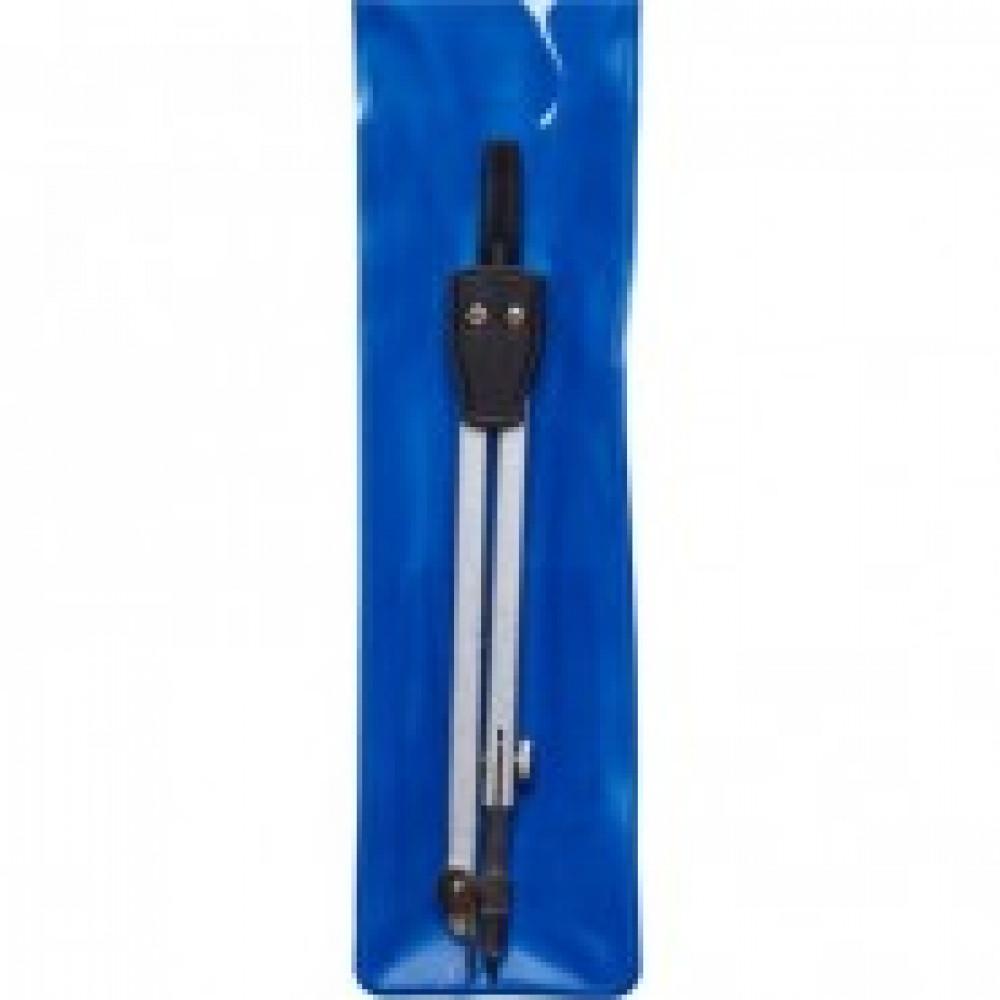 Циркуль Attache длина 135 мм, с подстраиваемой иглой, чехол ПВХ